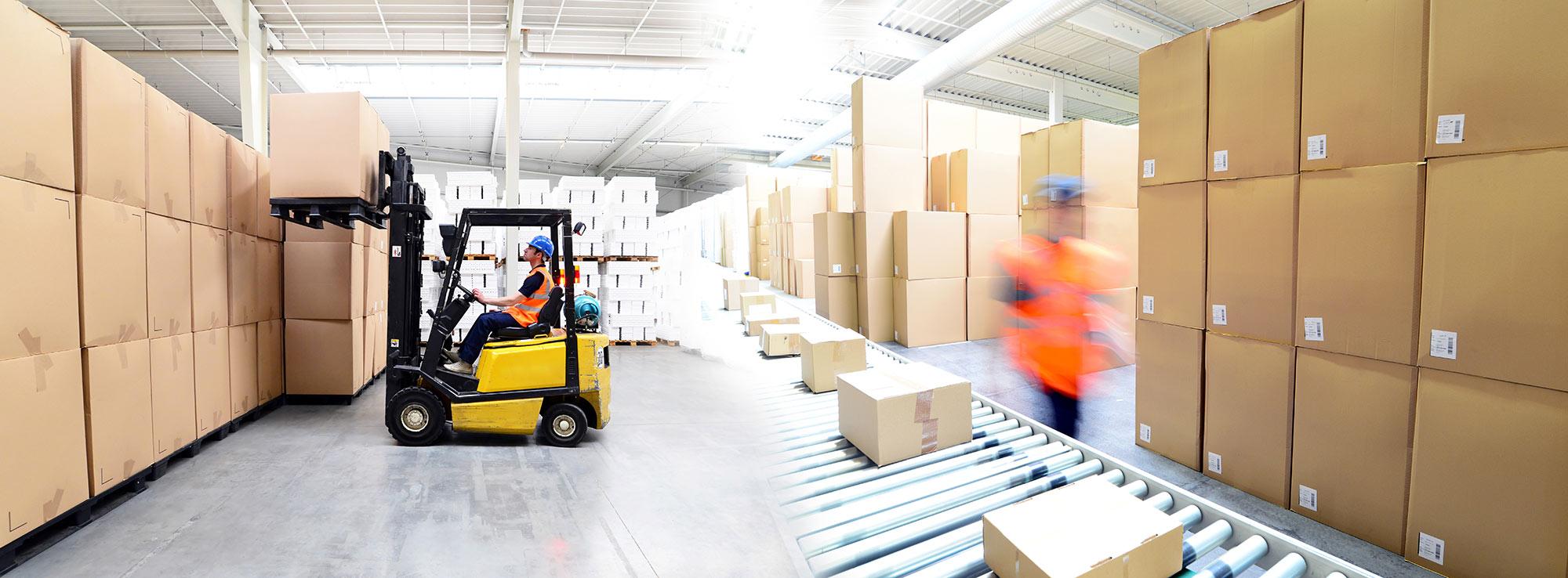 Mitarbeiter Logistik/Lager (m/w/d)
