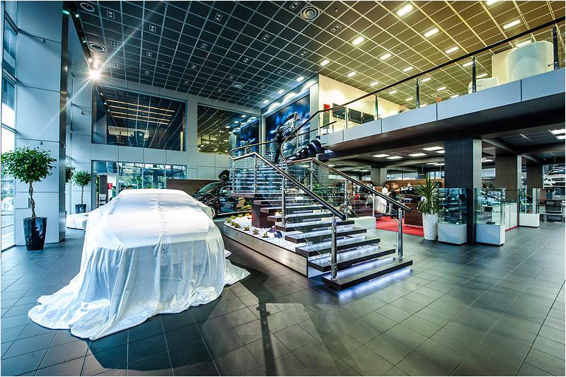 Mercedes Autohaus Chisinau, Moldavien