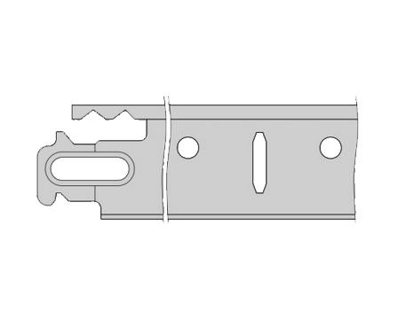 T-Schienenausführung System ES